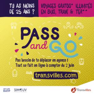 Transvilles : Pass & Go