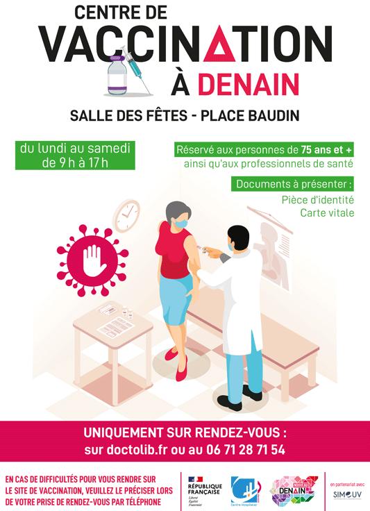 Denain_Centre_Vaccination_Janvier-2021